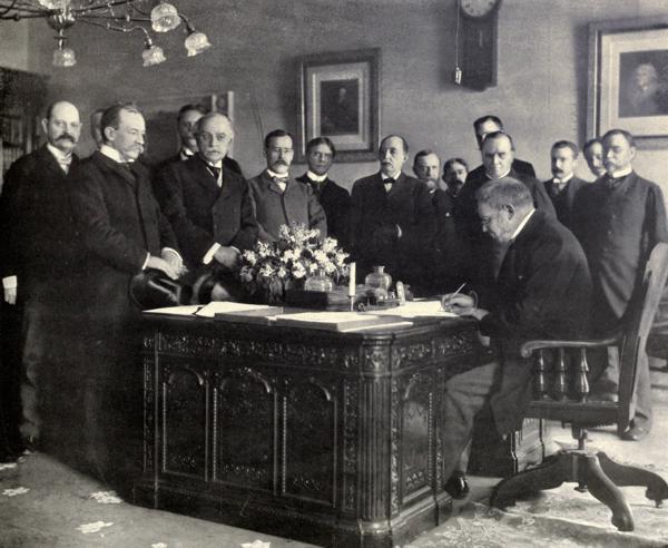 Tratado de París.