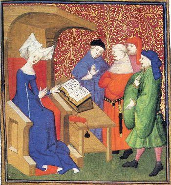 Christine de Pisan, otra escritora pionera