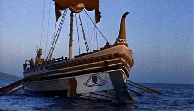 Construyen el barco de Jasón y los Argonautas   Futuro Pasado