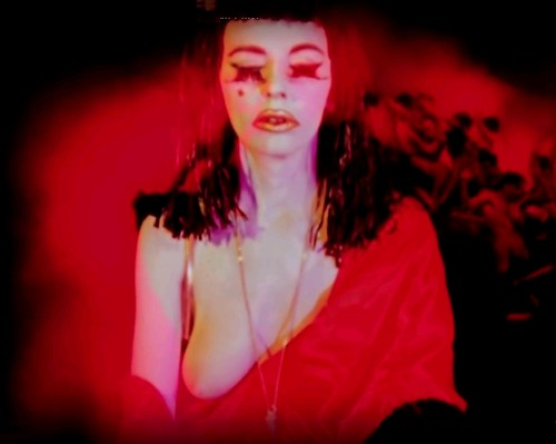 Cameron en Inauguration of the Pleasure Dome. Film de Kenneth Anger.