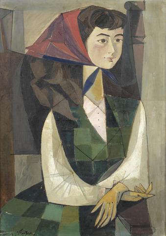 Salah Abdel Kerim (Egipto, 1925-1988): Clara