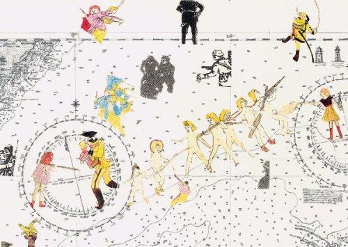 Joyce Kozloff. Boys Art.