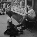 Vivian Maier. New York, NY, 1954.