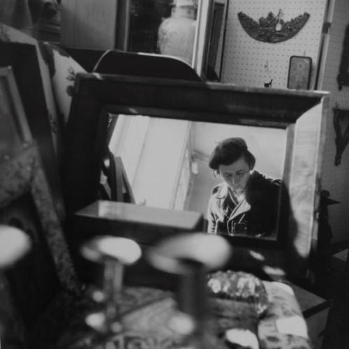 Vivian Maier. Self-portrait, Chicago area, 1971.