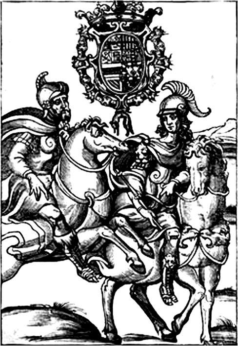 Una ilustración de Don Cristalián.