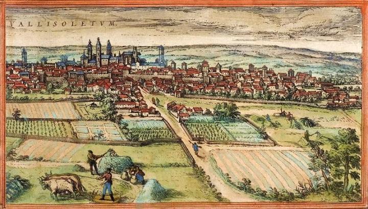 Valladolid en 1574.