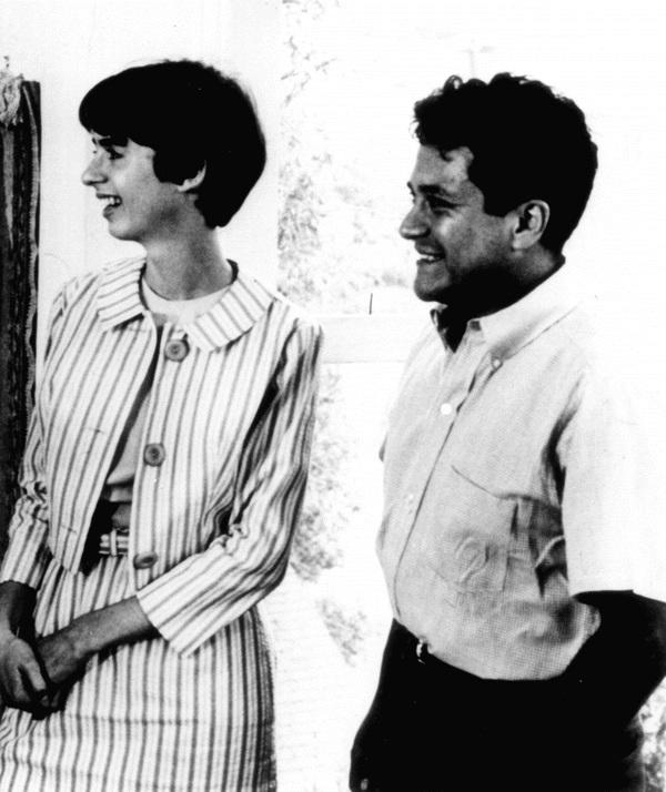 Castaneda Con Mary Joan Barker (1962)