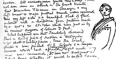 Última carta de Florence Farr a Yeats.