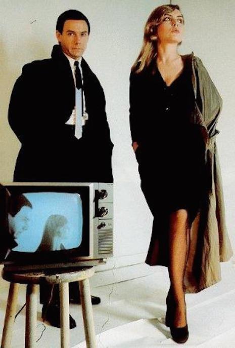 Fripp y Debbie