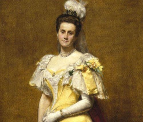 Emily Warren Roebling. Retrato por Carolus-Duran, Paris, 1896