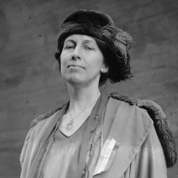 Nora Stanton Blatch. Foto: National Photo Company Collection. Library of Congress, Washington, D.C.