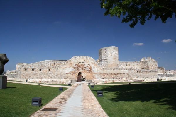 Castillo de Zamora. Foto: Tamorlan, Wikipedia.