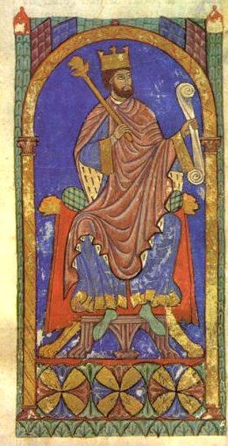 Alfonso VII de Castilla, siglo XIII, autor anónimo.