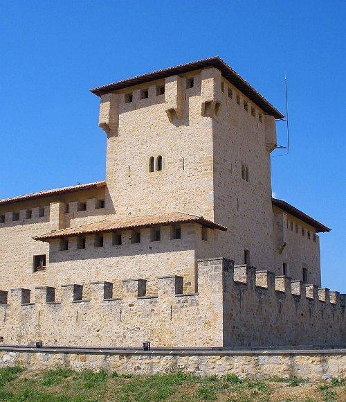 Torre-Palacio de los Varona (Villanañe, Valdegovía, Álava) Foto: Zarateman, Wikipedia