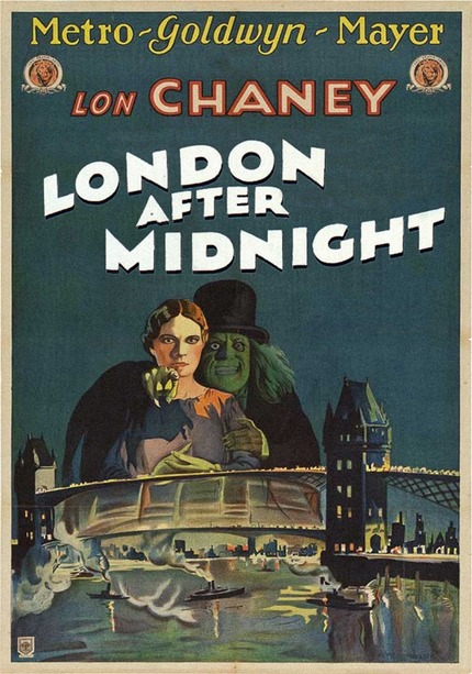 La casa del horror o London after midnight (1927)