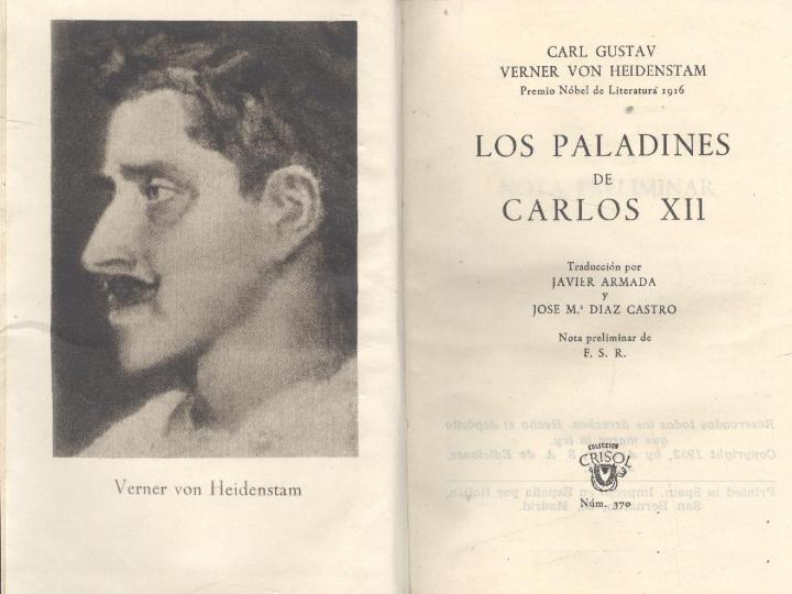 Edición en castellano de Karolinerna.