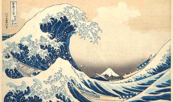 Hokusai (1760–1849)