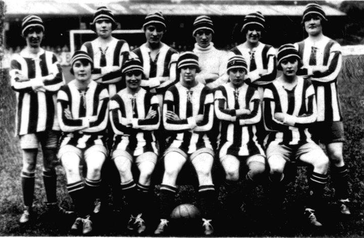 Dick Kerr Ladies (1922)