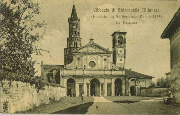Abadía de Chiaravalle, Milán