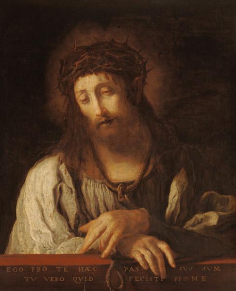 """""""Ecce Homo"""" del pintor Domenico Fetti."""