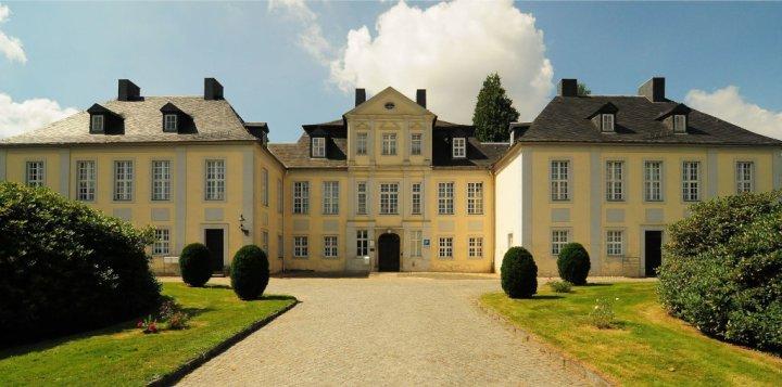 Sede de la Iglesia Moraviana, en Herrnhut, en la actualidad. Foto: Lysippos, Wikipedia.